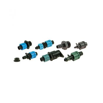 Старт-коннекторы для капельного полива