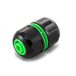 Соединение Presto-PS муфта ремонтная универсальная для шланга 1/2-5/8-3/4 дюйма  4043