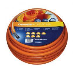 """Шланг Tecnotubi Orange Professional Ø 3/4""""   50 м"""