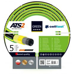 "Шланг Cellfast Green ATS2 Ø 3/4"" | 50 м"