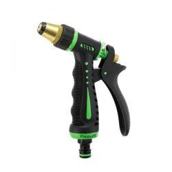 Пистолет для полива 3 режима металлический Presto-PS