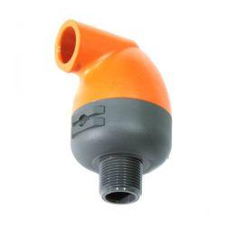 Воздушный клапан Presto-PS наружная резьба 3/4 дюйма с боковым отводом