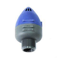 Воздушный клапан Presto-PS наружная резьба 1 дюйм с верхним отводом (VE-0110)