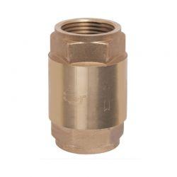 """SD FORTE Обратный клапан с латунным штоком 3/4"""" EURO SF247W20"""