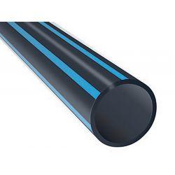 Труба ПНД 25мм черная техническая