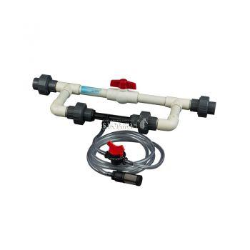 Инжекторы Вентури для капельного полива