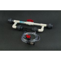 Инжектор Вентури ¾ в сборе (комплект для подачи удобрений)